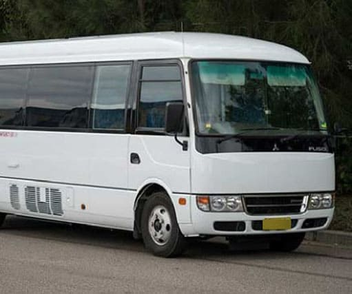 25 Seaters Bus