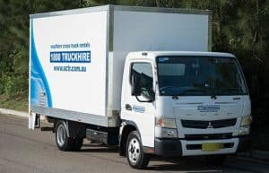 3 tonne moving truck