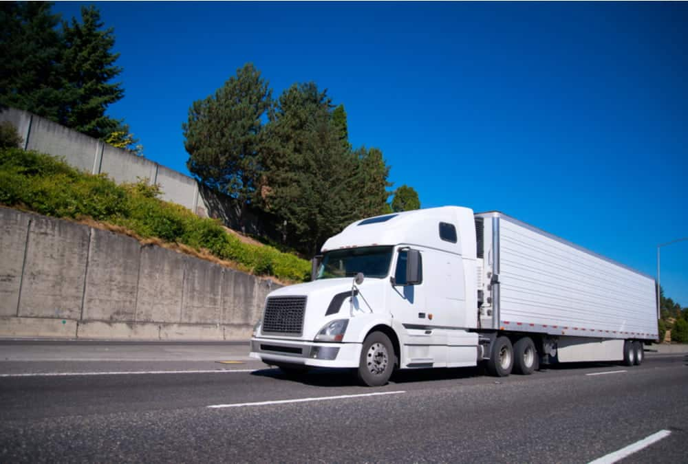 Semi-Trailers The Major Types to Know About
