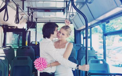 Getting your wedding guests around: things to think about