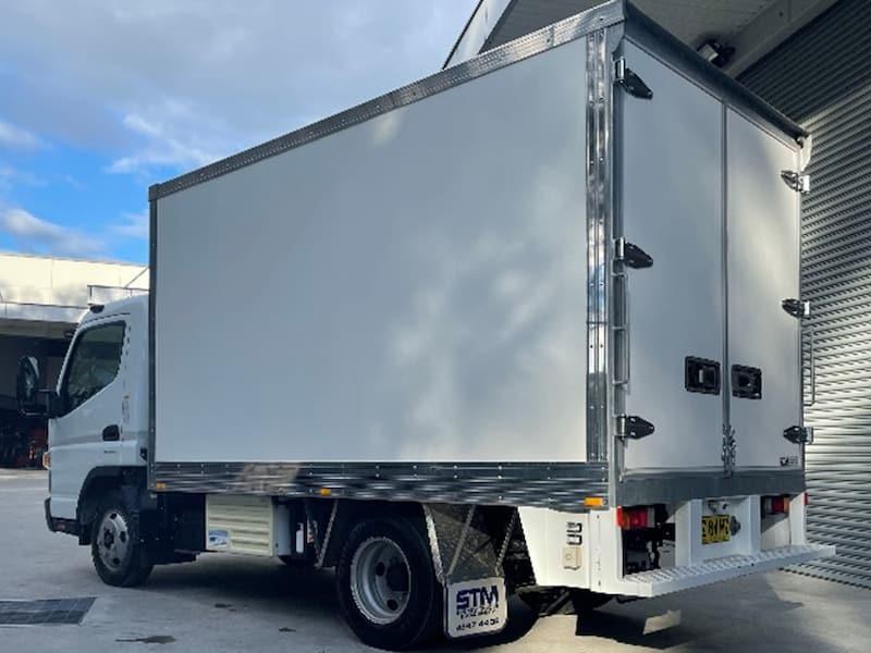 2 Tonne Fridge Refrigerated Truck