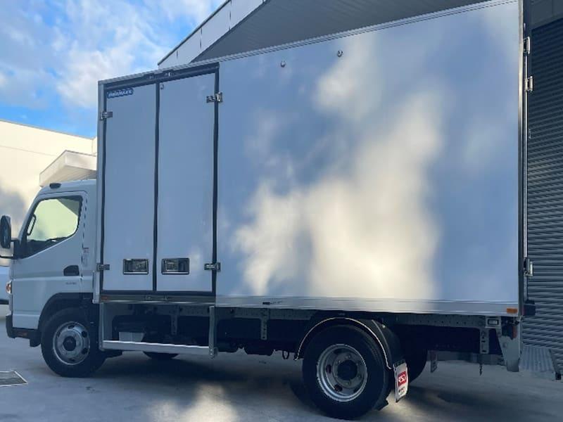 3 Tonne Fridge Refrigerated Truck