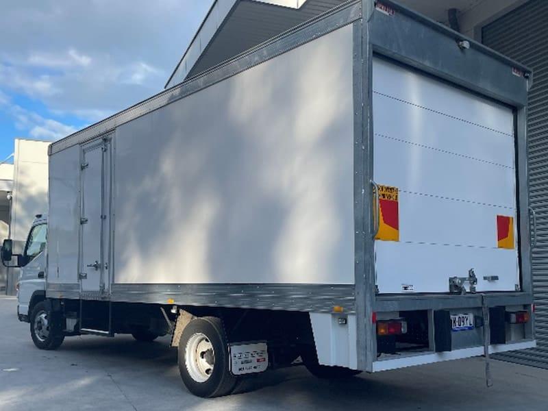 6 Tonne Fridge-Freezer Refrigerated Truck
