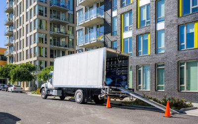 Make Your Life Easier With Moving Truck Hire